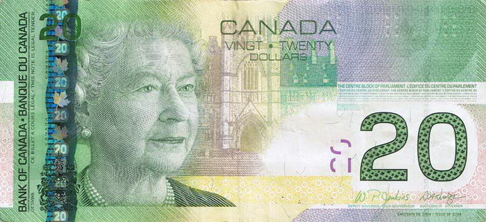 Kanadischer DollarCanadian Dollar CAD
