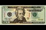 US-DollarImage of United States twenty dollar bill